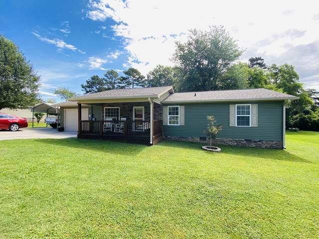 115 Mason St, Madisonville, TN 37354 (#1158432) :: JET Real Estate