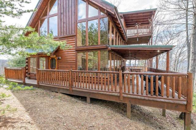 3715 Carsons Ridge Way, Sevierville, TN 37862 (#1158462) :: Realty Executives Associates
