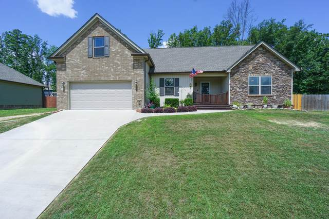 142 SE Briar Meadow Tr, Cleveland, TN 37323 (#1158469) :: Billy Houston Group