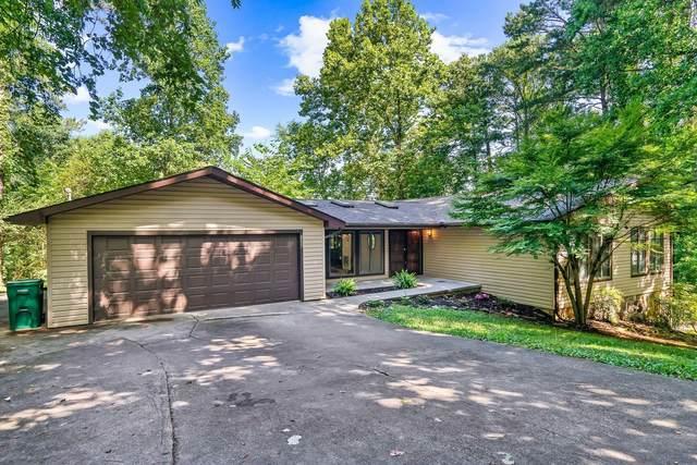 1408 Crestwood Drive, Louisville, TN 37777 (#1158541) :: Realty Executives Associates