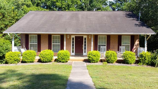 121 Overlook Lane Lane, Clinton, TN 37716 (#1158688) :: JET Real Estate