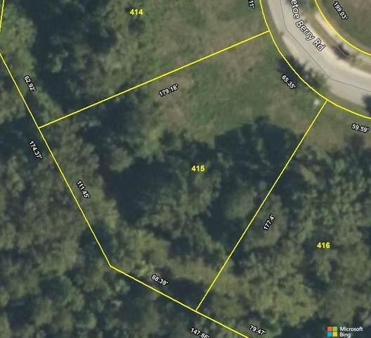 123 Mistletoeberry Rd Lot 415, Oak Ridge, TN 37830 (#1158712) :: JET Real Estate