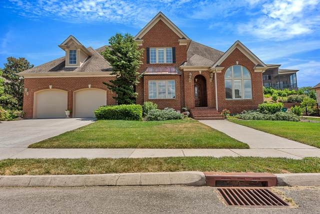 12848 Cabot Ridge Lane, Knoxville, TN 37922 (#1158843) :: Shannon Foster Boline Group