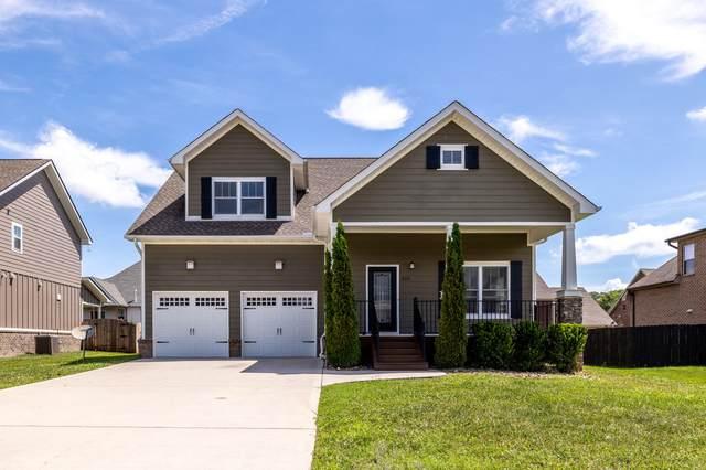2015 Logan Drive, Maryville, TN 37803 (#1158875) :: Cindy Kraus Group | Realty Executives Associates