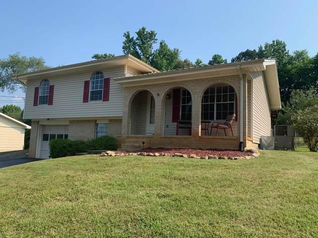 908 Kenny Way Drive, Hixson, TN 37343 (#1159099) :: JET Real Estate