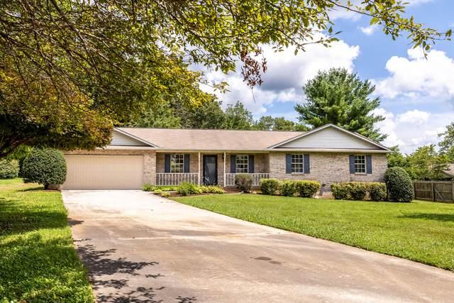 1334 Carowinds Circle, Maryville, TN 37803 (#1159141) :: Cindy Kraus Group | Realty Executives Associates