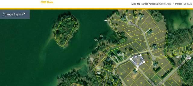 Cove Landing, Lot 29, Kingston, TN 37763 (#1159158) :: Realty Executives Associates