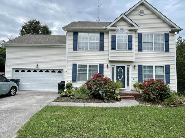 5835 San Cristebal Ln Lane, Knoxville, TN 37921 (#1159261) :: Tennessee Elite Realty