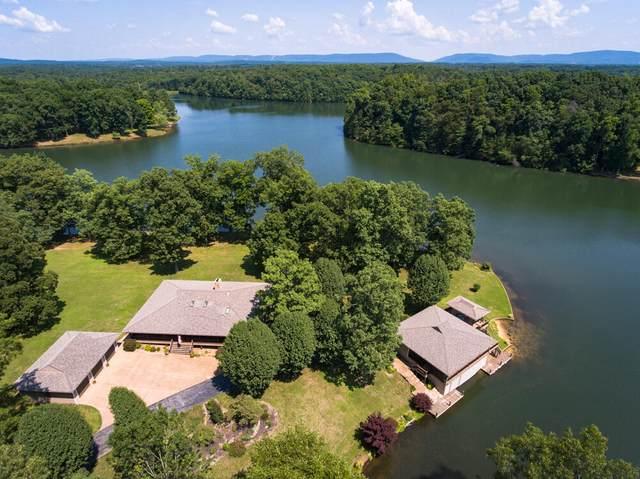1106 Turner Lake Tr, Crossville, TN 38571 (#1159303) :: Billy Houston Group