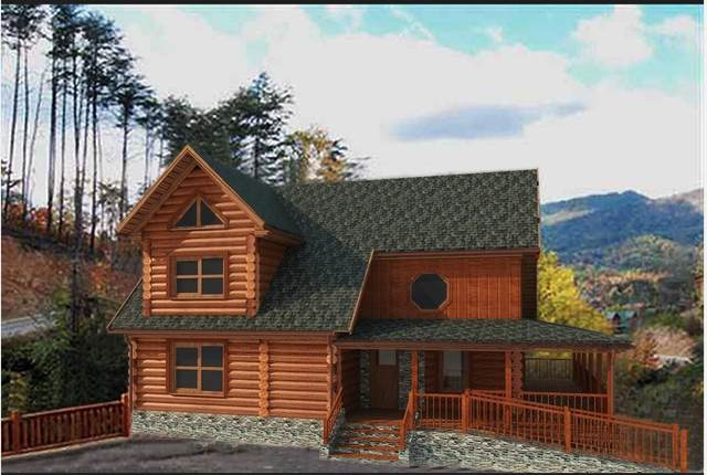 Lot 8 Heritage Hills Drive, Pigeon Forge, TN 37862 (#1159437) :: Billy Houston Group