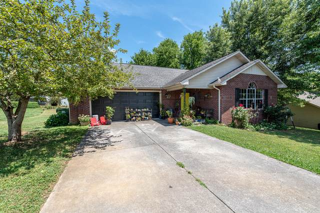 1014 Willow Creek Circle, Maryville, TN 37804 (#1159438) :: Shannon Foster Boline Group