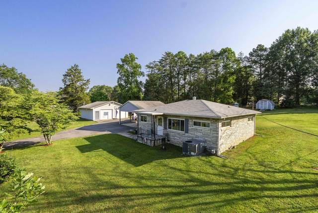 4410 Doris Circle, Knoxville, TN 37918 (#1159481) :: Tennessee Elite Realty