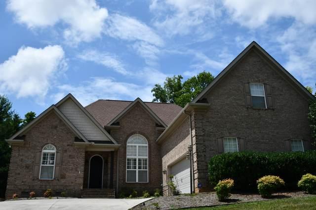 2106 Jakes Walk Lane, Knoxville, TN 37932 (#1159625) :: Billy Houston Group