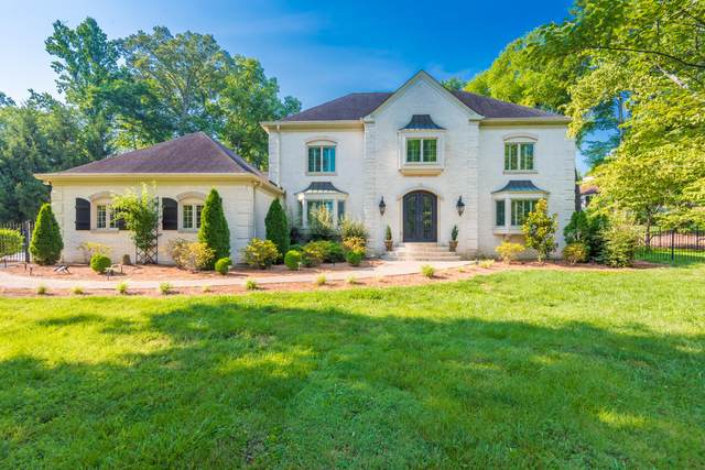 415 Cherokee Blvd, Knoxville, TN 37919 (#1159656) :: JET Real Estate