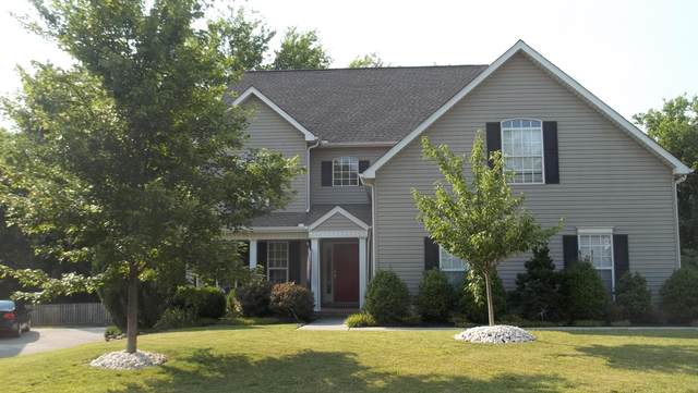 4814 Ivy Rose Drive, Knoxville, TN 37918 (#1159673) :: Cindy Kraus Group | Realty Executives Associates