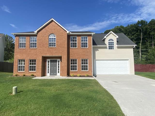 1624 Wolverine Lane, Knoxville, TN 37931 (#1159832) :: Shannon Foster Boline Group