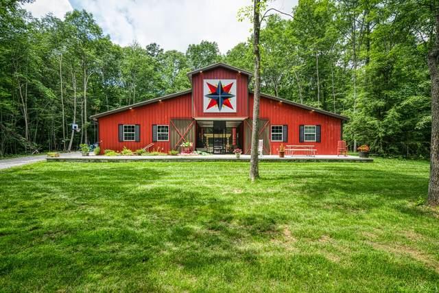 1055 Long Branch Drive, Jamestown, TN 38556 (#1159856) :: Realty Executives Associates
