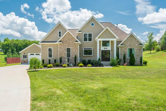 313 Chilhowee School Rd, Seymour, TN 37865 (#1159860) :: The Terrell-Drager Team