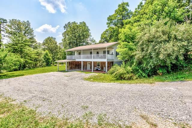 228 Chapman Lane, Jacksboro, TN 37757 (#1159919) :: Billy Houston Group