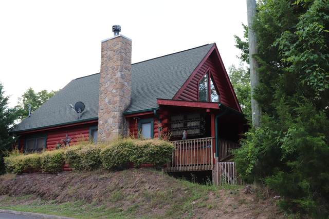 2161 Wingspan Drive, Sevierville, TN 37876 (#1159978) :: JET Real Estate