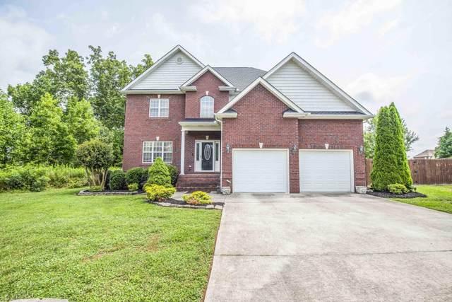 8354 Bluestone Lane, Knoxville, TN 37938 (#1160020) :: Shannon Foster Boline Group