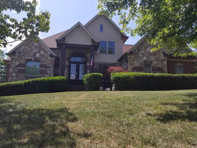 1410 Rippling Waters Circle, Sevierville, TN 37876 (#1160026) :: Billy Houston Group