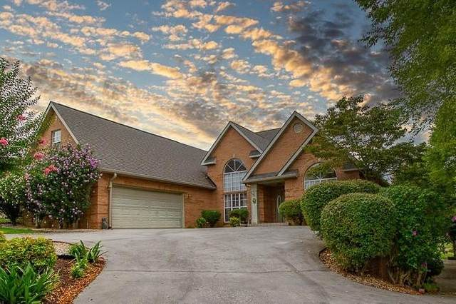 612 Devictor Drive, Maryville, TN 37801 (#1160073) :: A+ Team