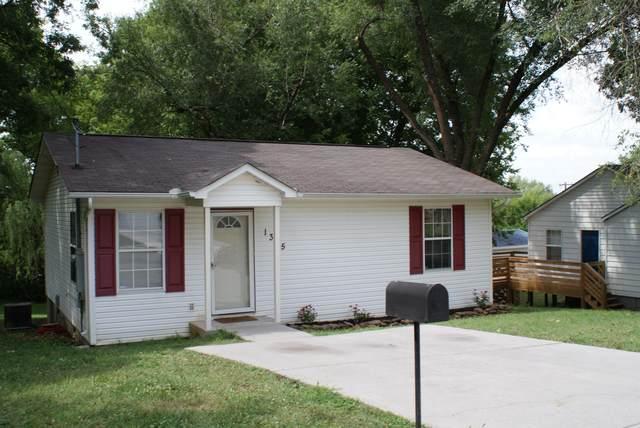 1305 Jefferson Ave, Maryville, TN 37804 (#1160077) :: JET Real Estate