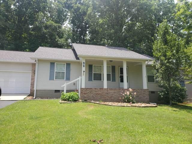96 Mockingbird Drive, Crossville, TN 38555 (#1160129) :: Billy Houston Group