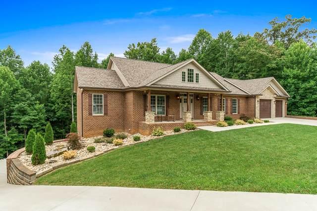 3933 Oakmont Circle, Cookeville, TN 38506 (#1160194) :: Realty Executives Associates