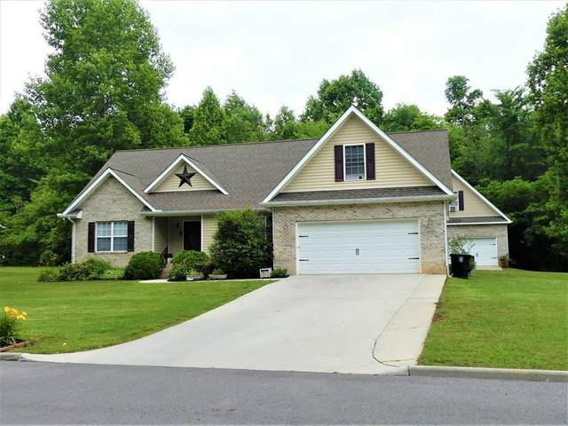 208 Shadows Lawn Drive, Athens, TN 37303 (#1160257) :: Shannon Foster Boline Group