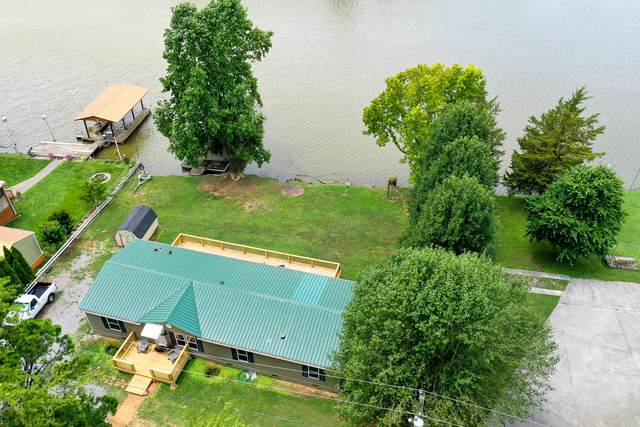 1418 E Pearly Smith Rd, Louisville, TN 37777 (#1160258) :: Catrina Foster Group