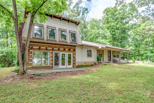 381 Fox Cemetery Rd, Sevierville, TN 37876 (#1160357) :: The Terrell-Drager Team