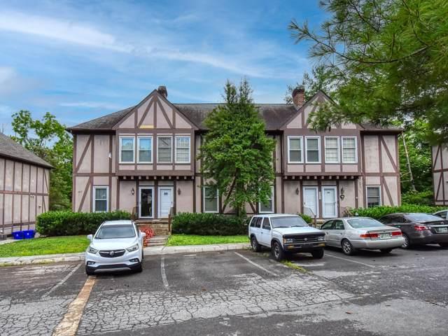 107 Arcadia Lane D, Oak Ridge, TN 37830 (#1160496) :: Realty Executives Associates