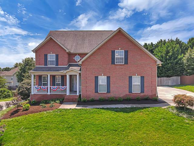 1215 Amber Glades Lane, Knoxville, TN 37922 (#1160553) :: Tennessee Elite Realty
