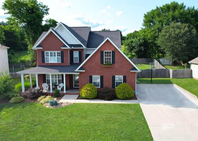 8118 Canter Lane, Powell, TN 37849 (#1160578) :: The Cook Team