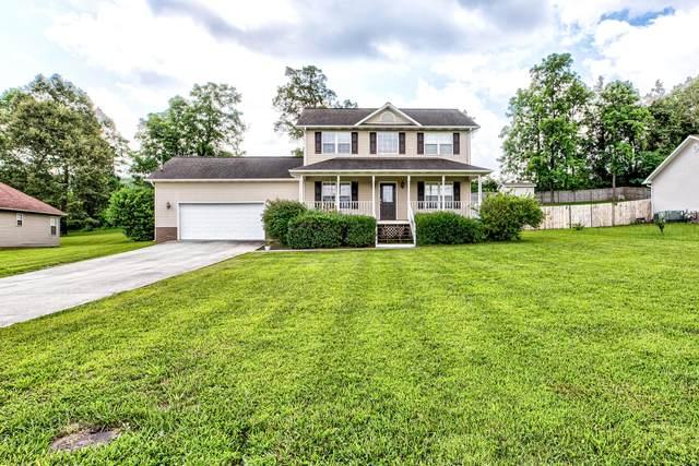 157 Far View Circle, Jacksboro, TN 37757 (#1160601) :: Shannon Foster Boline Group