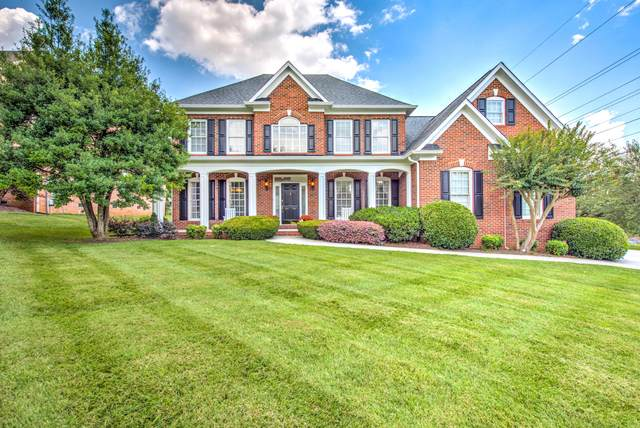 820 Brixworth Blvd, Knoxville, TN 37934 (#1160730) :: Shannon Foster Boline Group