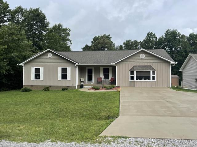 1037 Ackia Drive, Crossville, TN 38572 (#1160785) :: JET Real Estate