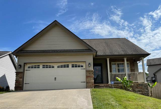 9836 Thunderbolt Way, Knoxville, TN 37923 (#1160789) :: Shannon Foster Boline Group