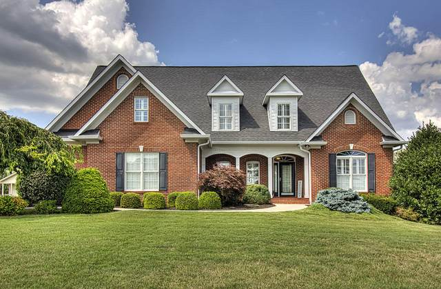 439 Independence Drive, Jefferson City, TN 37760 (#1160842) :: Realty Executives Associates
