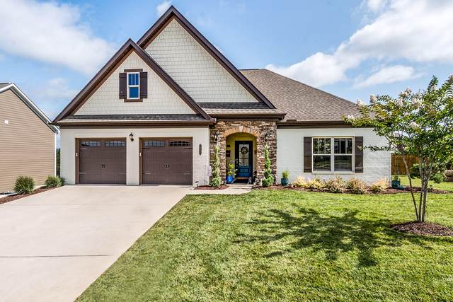 10907 Hunters Knoll Lane, Knoxville, TN 37932 (#1160902) :: Catrina Foster Group
