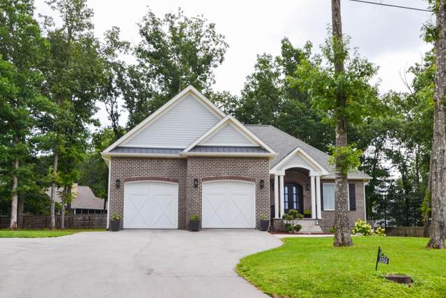 1155 Holiday Drive, Crossville, TN 38555 (#1160912) :: Billy Houston Group
