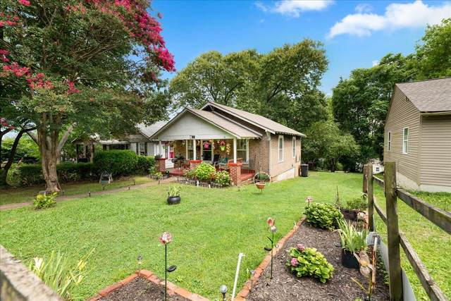 904 W Oak Hill Ave Ave, Knoxville, TN 37921 (#1160913) :: Realty Executives Associates