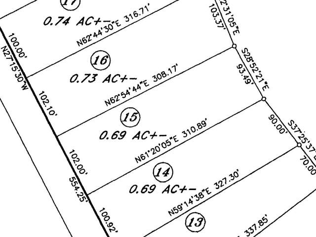 Lot 15 Forgety Rd, Jefferson City, TN 37760 (#1160952) :: Shannon Foster Boline Group