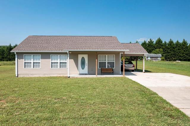1118 Crosby Lane, Spring City, TN 37381 (#1160968) :: Billy Houston Group