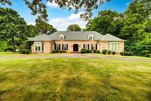 1008 Laurel Hill Rd, Knoxville, TN 37923 (#1160971) :: Cindy Kraus Group | Realty Executives Associates