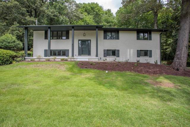 2121 Indian Hills Drive, Knoxville, TN 37919 (#1160988) :: Billy Houston Group