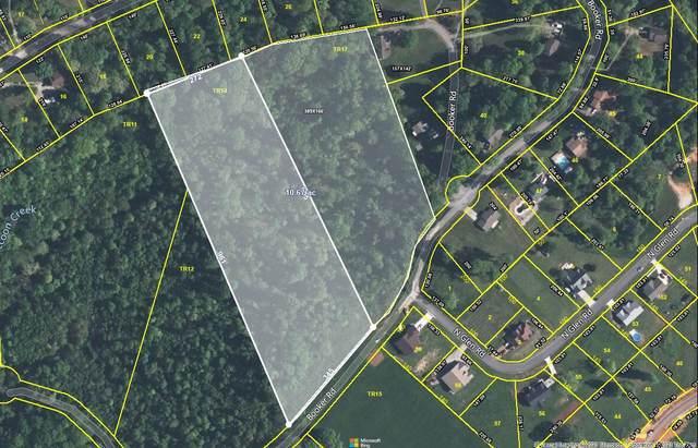 Lot 14&17 Booker Rd, Maynardville, TN 37807 (#1161098) :: Realty Executives Associates