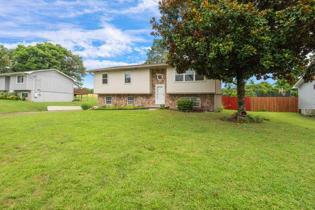 6400 Cadbury Drive, Knoxville, TN 37921 (#1161115) :: Shannon Foster Boline Group